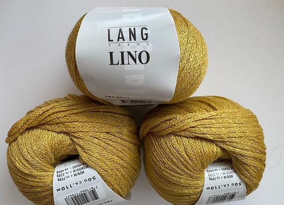 Paket 7x Lino (Senf)