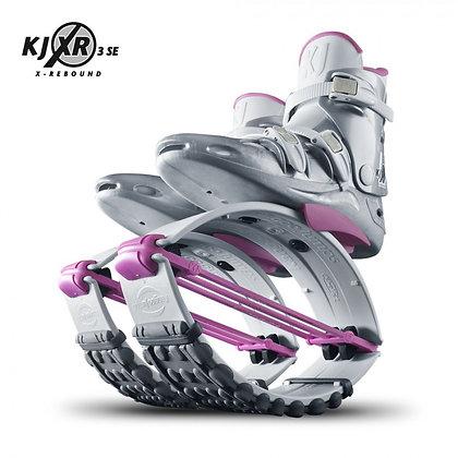 KJ-XR3 - לבן/ורוד