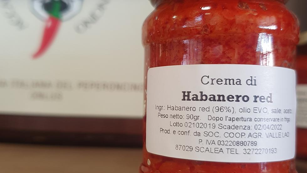 Crema di Habanero red