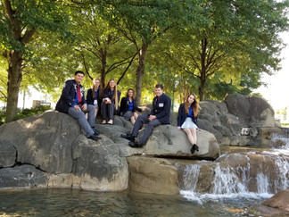 State Officers attend National Conference in Atlanta