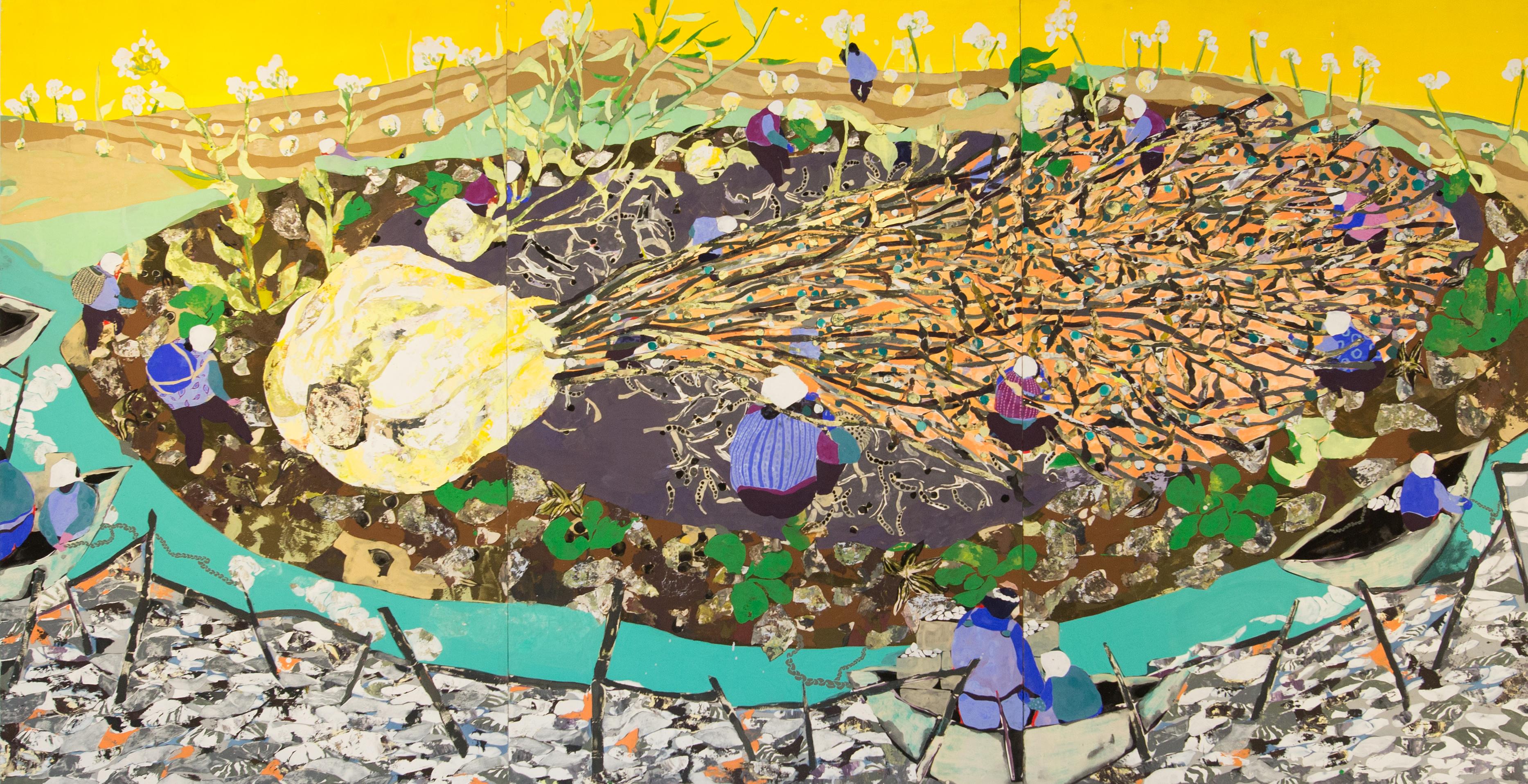 種の収穫祭