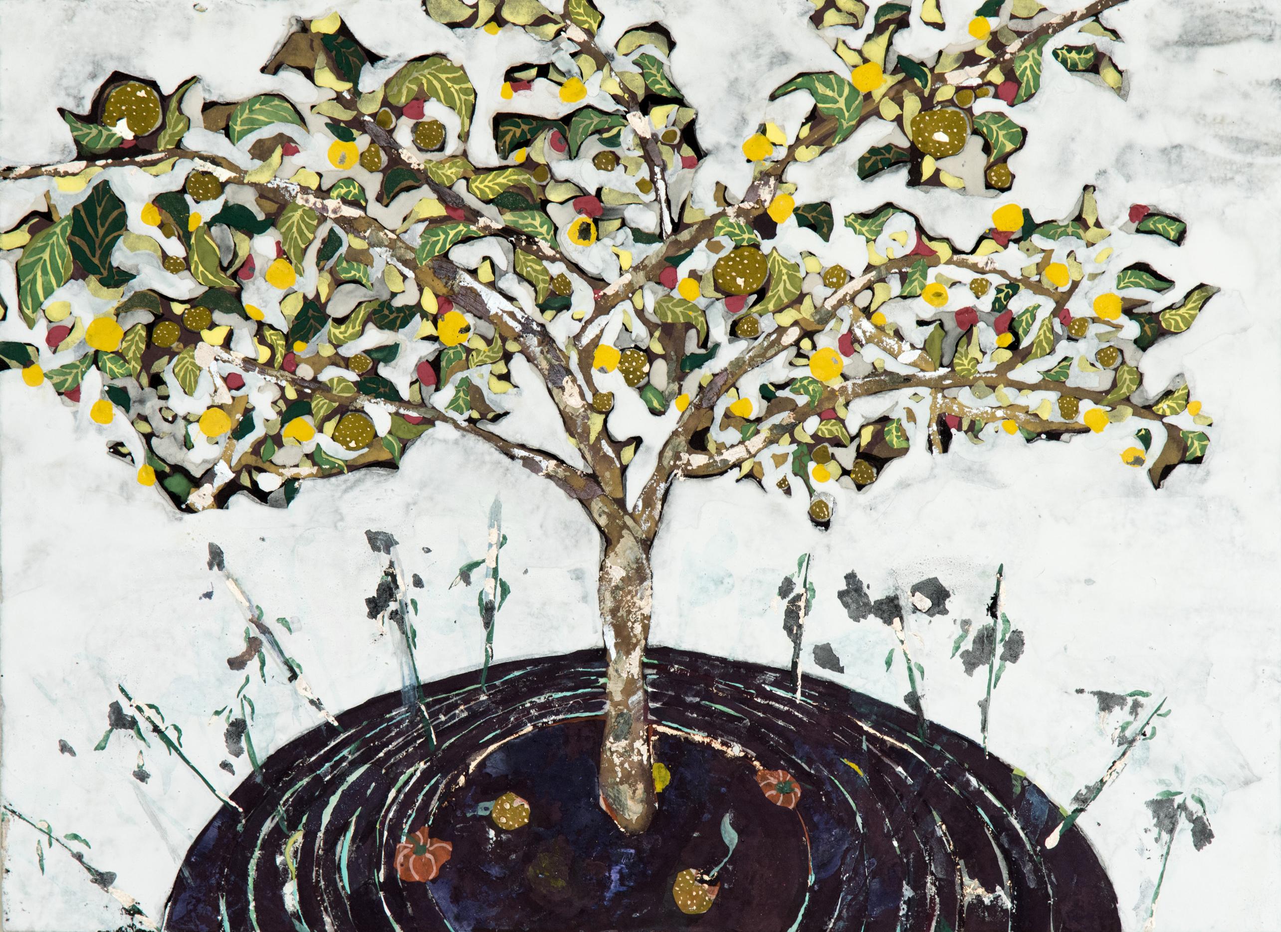 おまもりの木