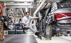 Audi Brüksel
