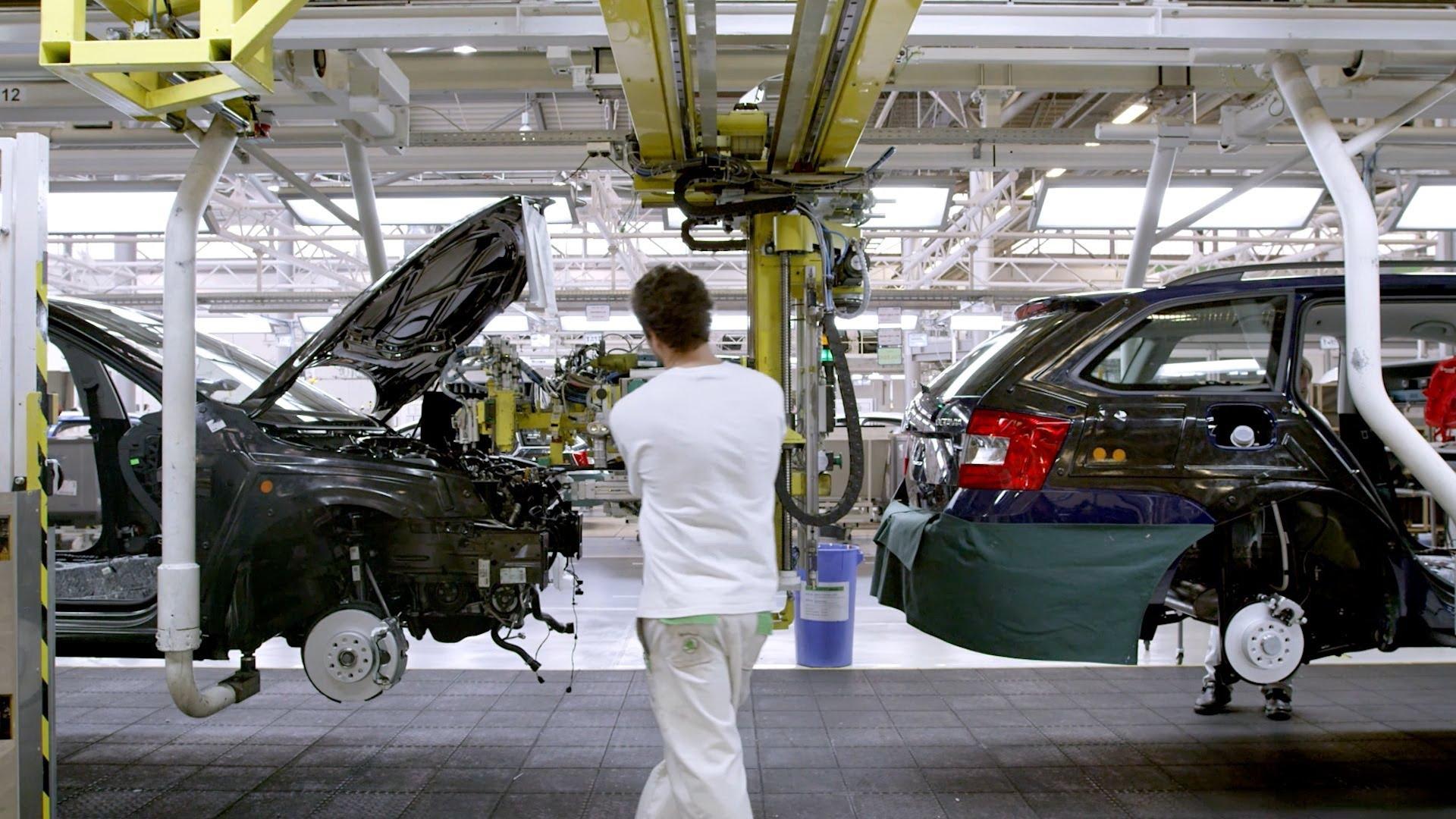 Skoda Otomobil Fabrikası