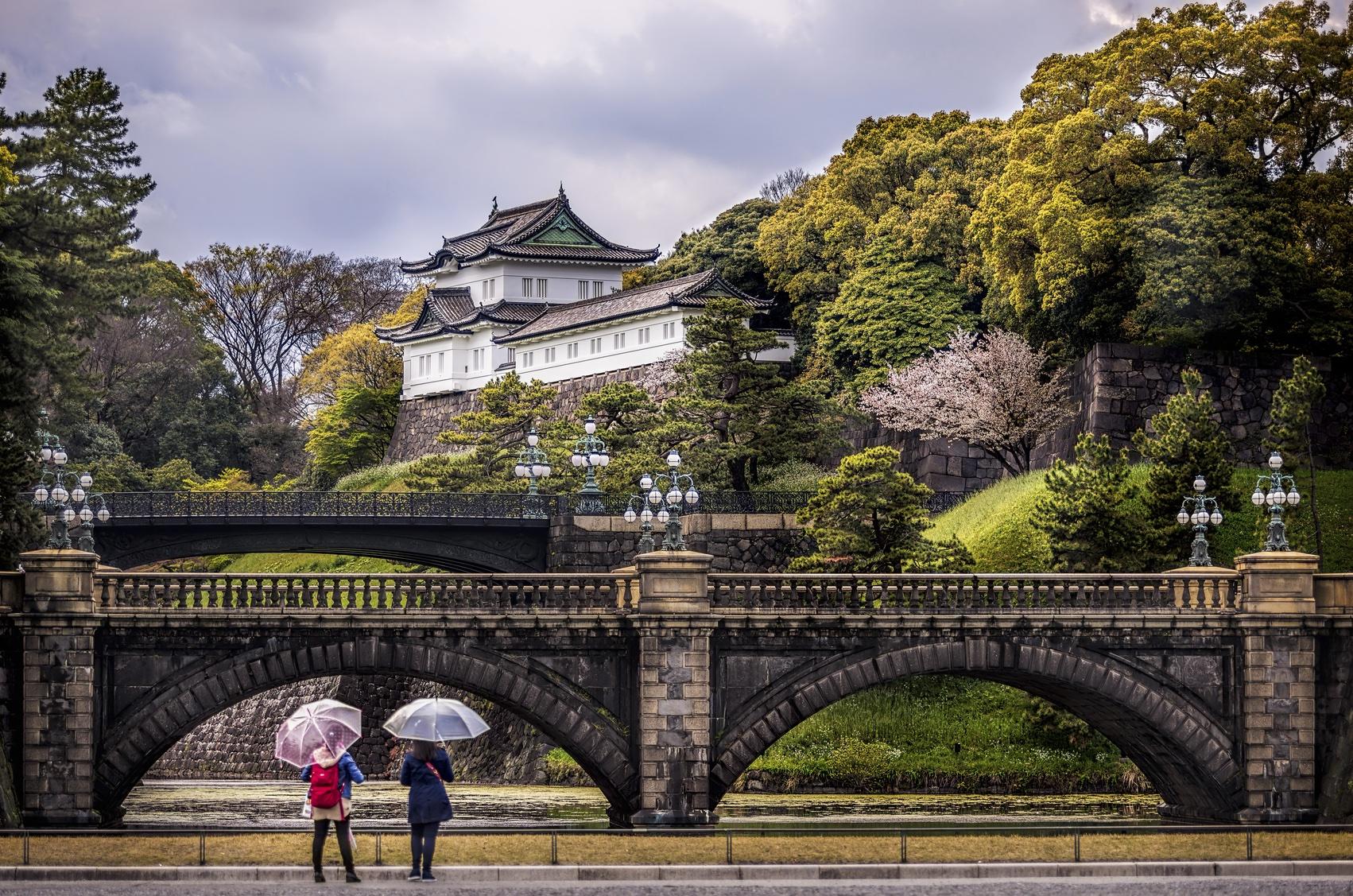 Tokyo İmparatorluk Sarayı