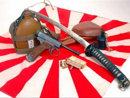 2. Dünya Savaşının Kahraman Samurayı: Nambu Type 14