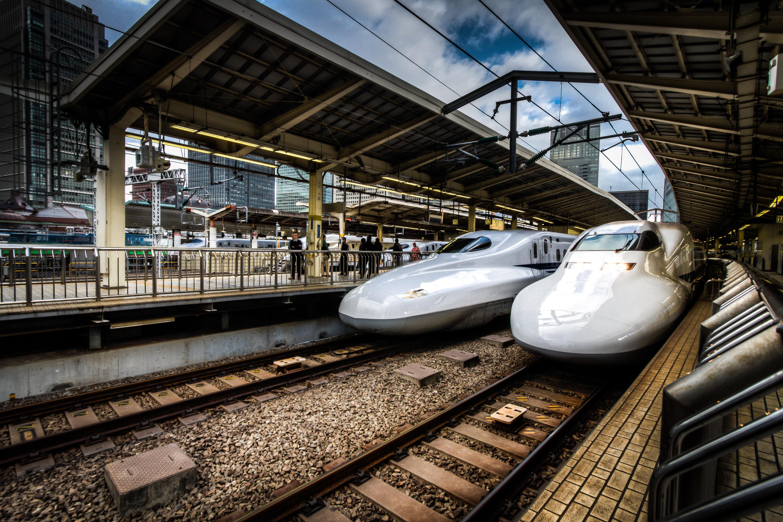 Tokyo Tren İstasyonu
