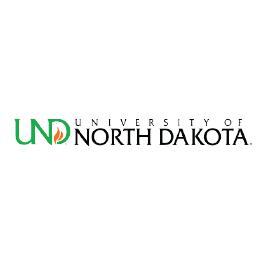 THE UNIVERSITY OF NORTH DAKOTA