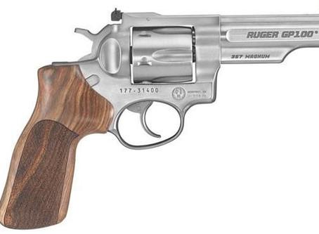 Ayarlanabilir Gezli Revolver: GP100