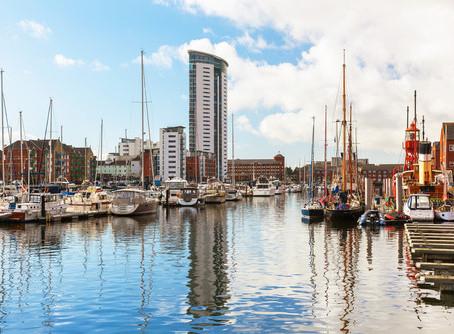 Kıyı şehri: Swansea
