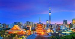 Tokyo Skilineah