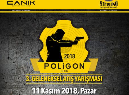 Geleneksel Poligon Club Atış Yarışması Bu Kez Para Ödüllü.