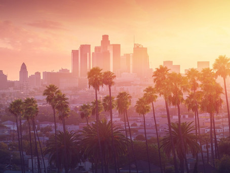 Melekler Şehri Los Angeles