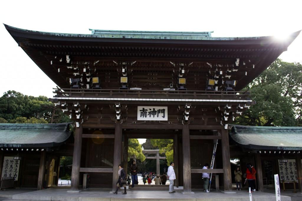 Meiji Tapınağı