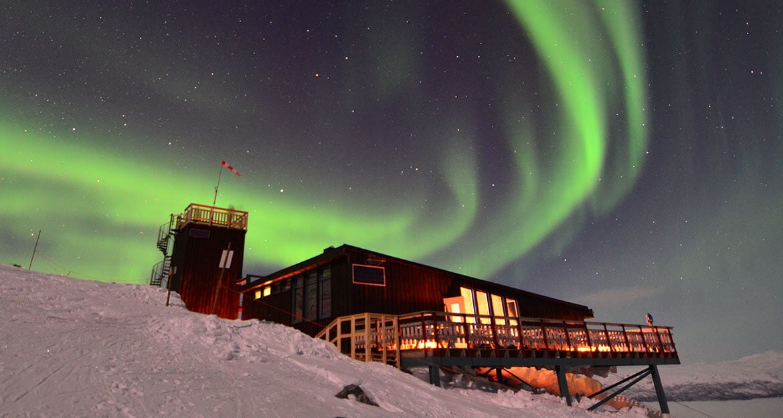 Aura Gökyüzü İstasyonu
