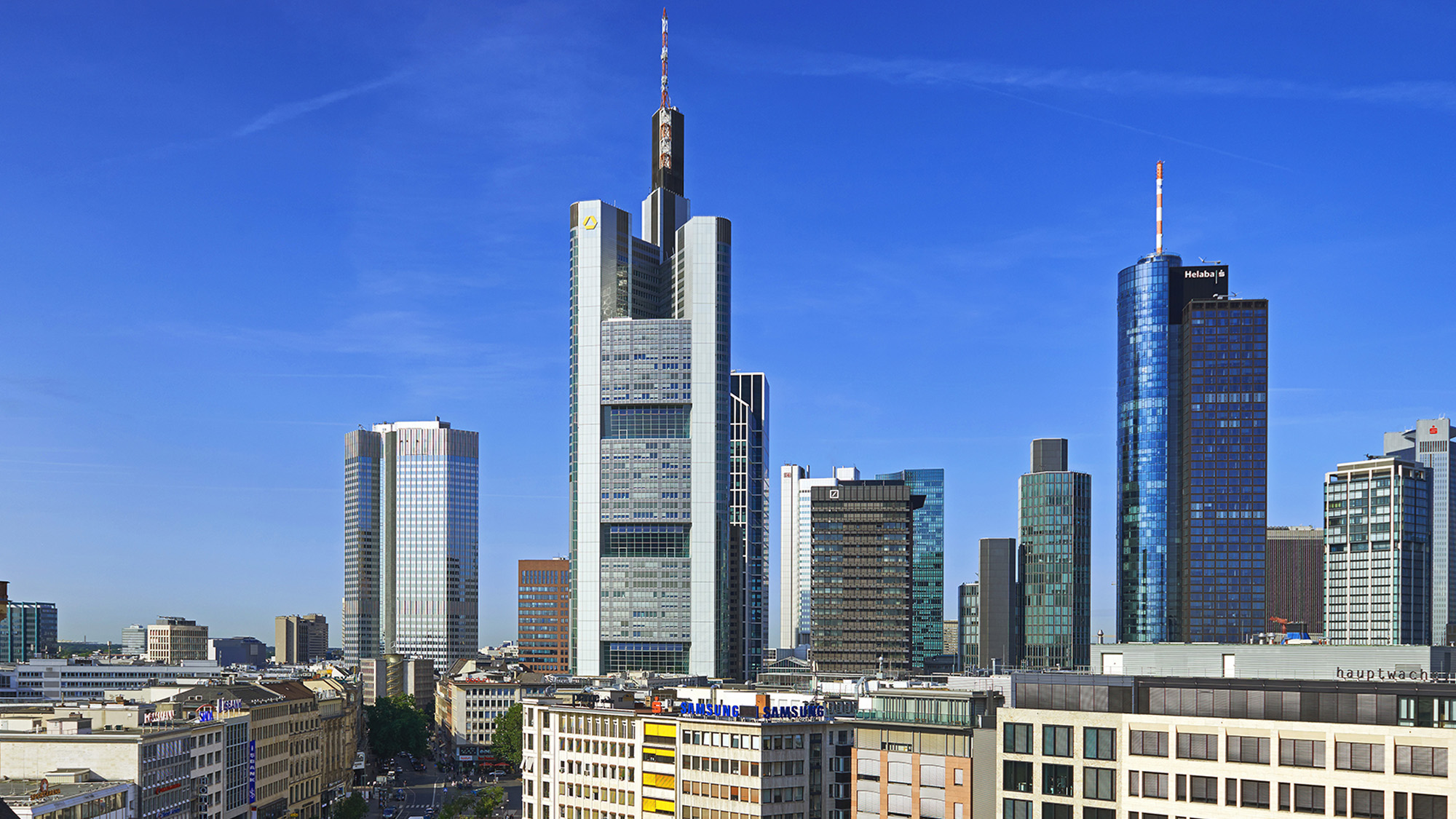 Commerzbank Kuleleri