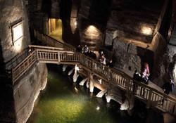 Wieliczka Tuz Madeni Müzesi
