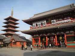 Sensoji Tapınağı