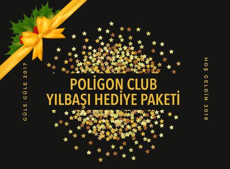 Poligon Club'tan Yılbaşı Hediye Paketi!