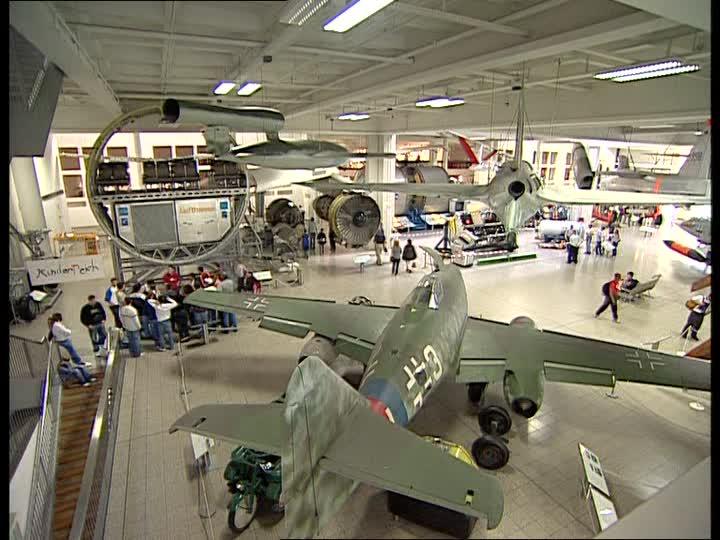 Münih Deutsches Müzesi