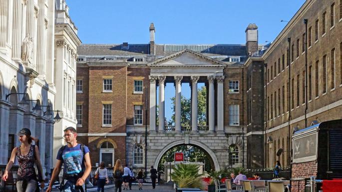 Queen Mary University