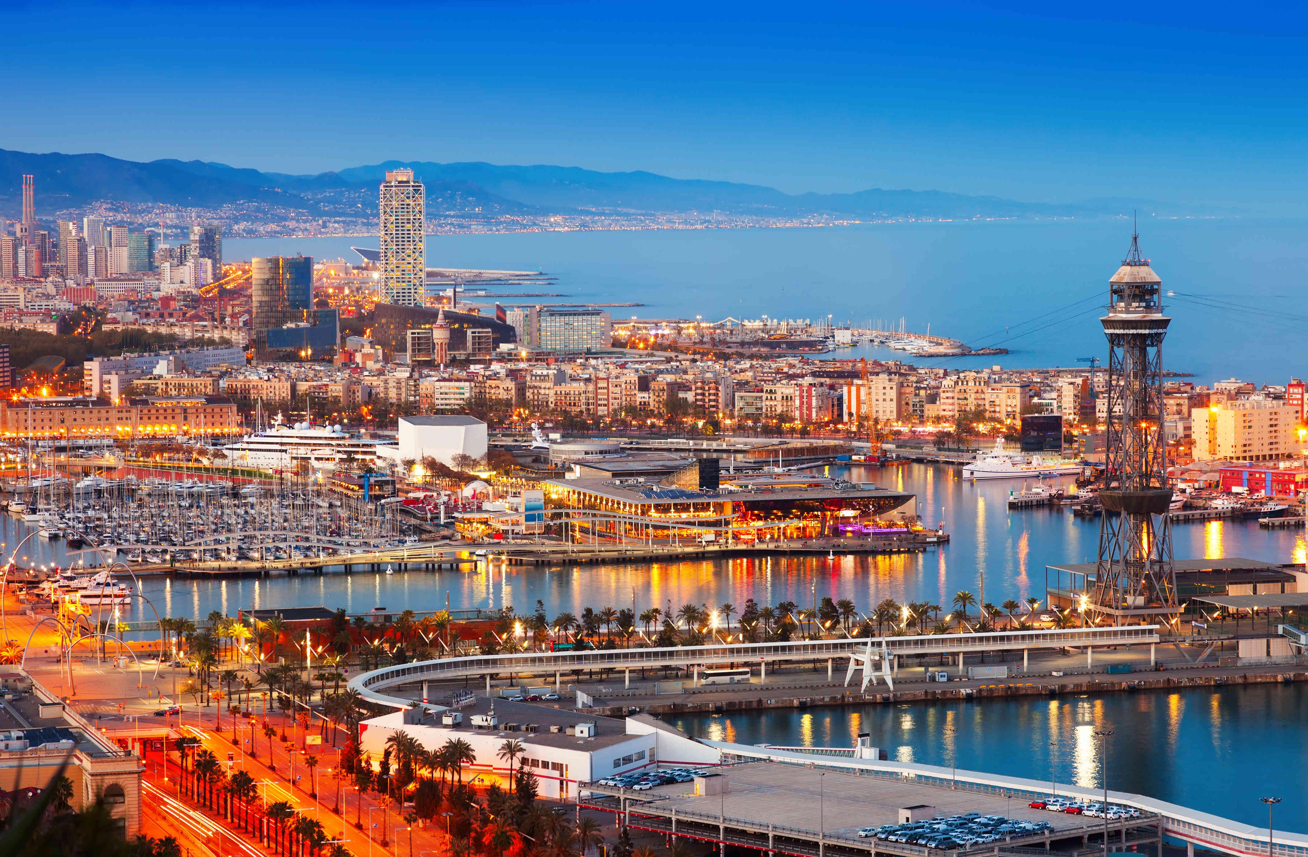 Barcelona Limanı