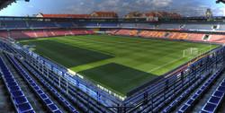 Sparta Prag Futbol Stadyumu
