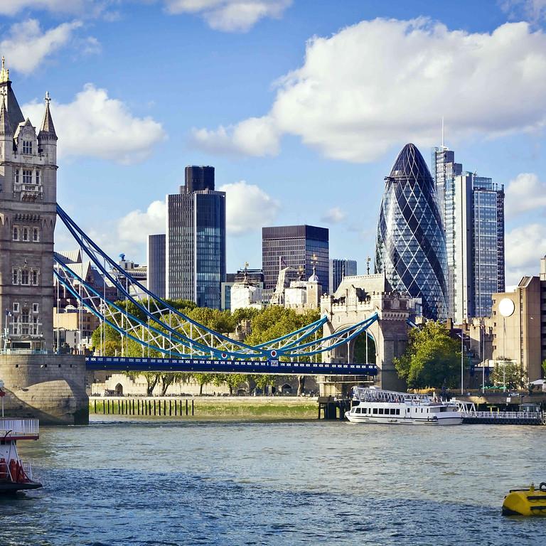 LONDRA EĞİTİM GEZİSİ