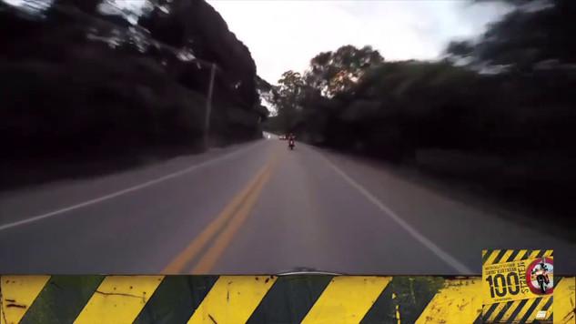 Motosiklet Kazası - Solladığın Aracı Sıyırma