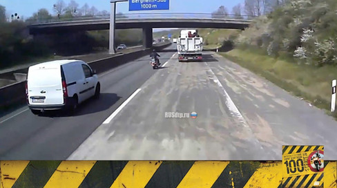 Motosiklet Kazası - Baskıya Boyun Eğme