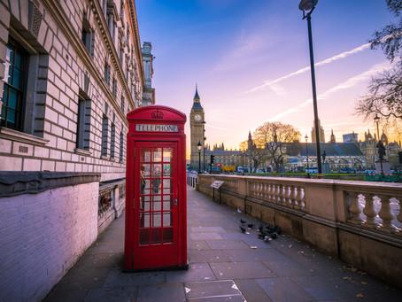 Bir Bakışta Londra