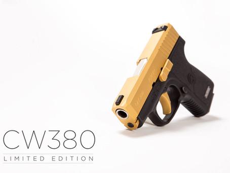 Altın Çocuk: Kahr Arms CW380