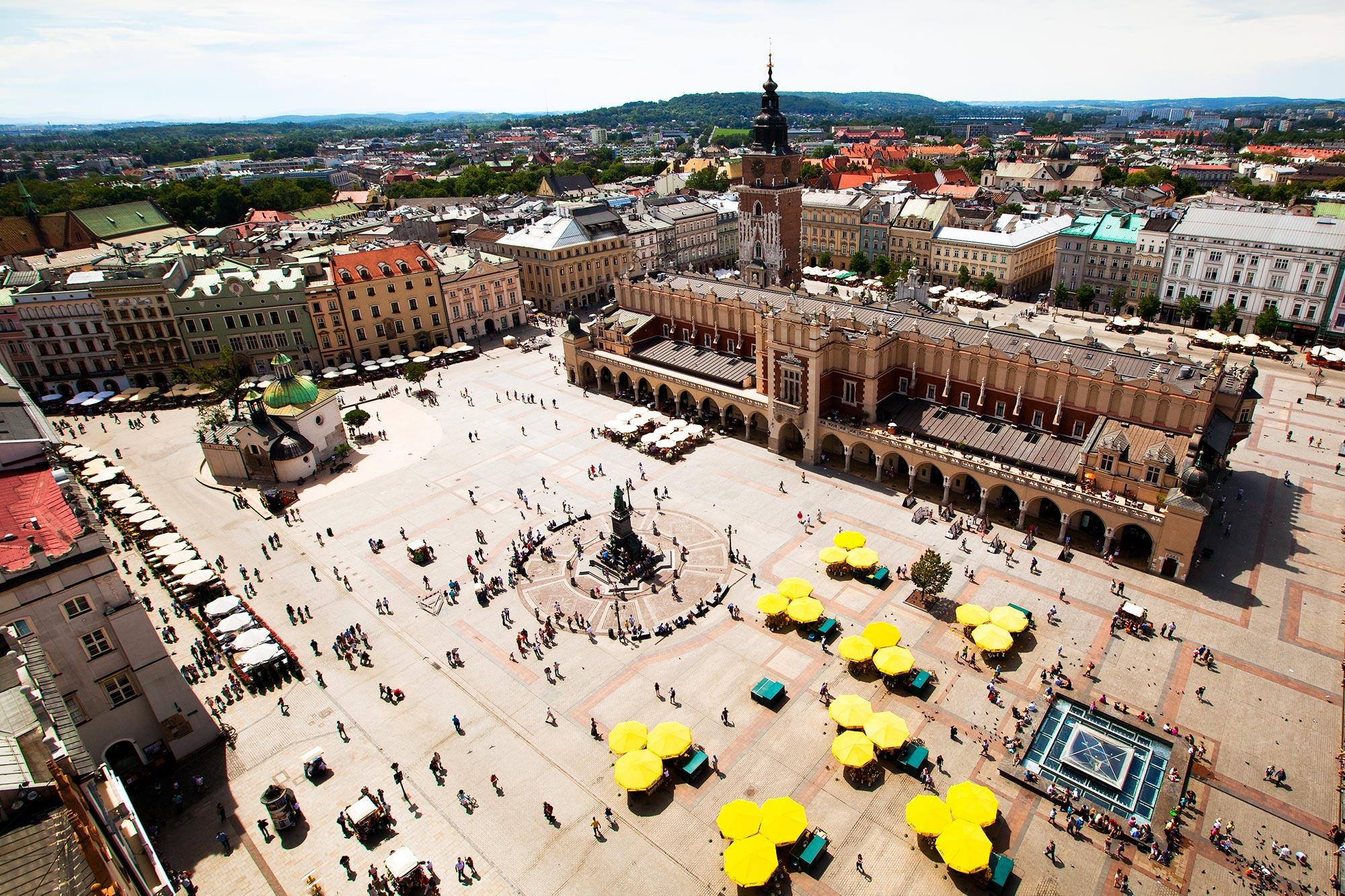 Krakow_Eski_Şehir