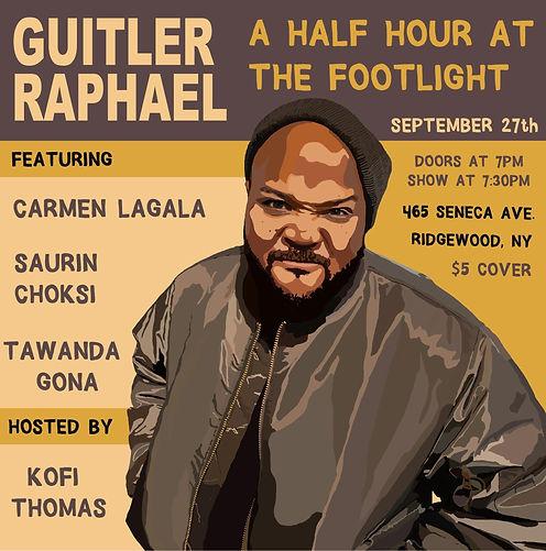 GRaphael Half Hour $5.jpg