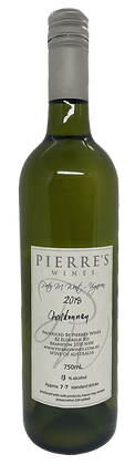 CHARDONNAY 2018 PIERRE'S WINES