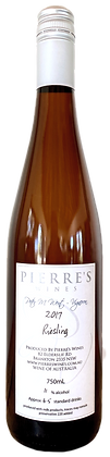 RIESLING 2017 PIERRE'S WINES