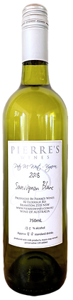 SAUVIGNON BLANC 2018 PIERRE'S WINES