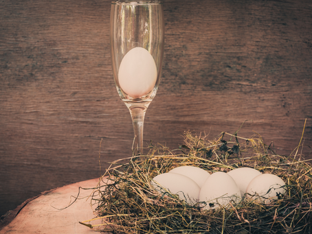 What would you drink with your Easter Egg?