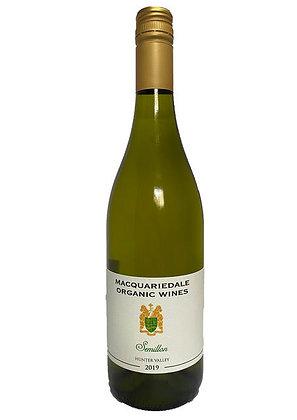 SEMILLON 2020 MACQUARIEDALE ORGANIC WINE
