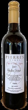 POKOLBIN SHIRAZ 2017 PIERRE'S WINES