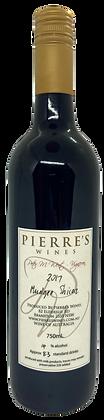 MUDGEE SHIRAZ 2017 PIERRE'S WINES
