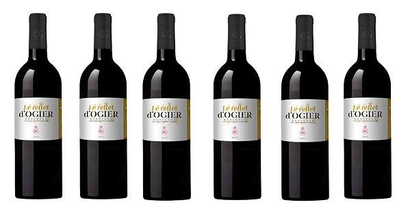 Le Reflet D'Ogier 2017 Bordeaux 6 Pack