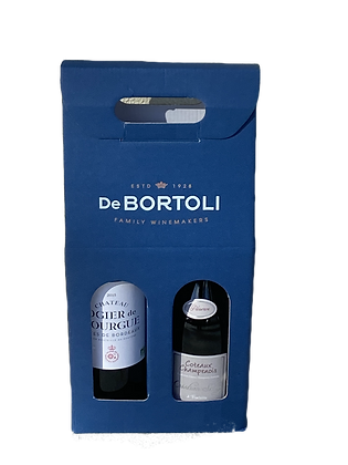 WINE TWO PACK GIFT BOX