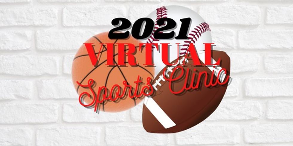 2021 Virtual Sports Clinic