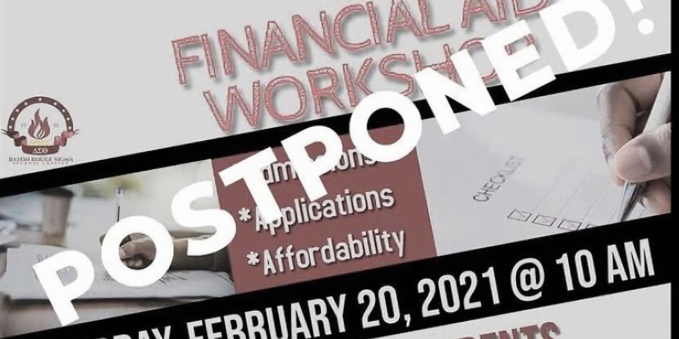 COLLEGE READINESS & FINANCIAL AID WORKSHOP (1)