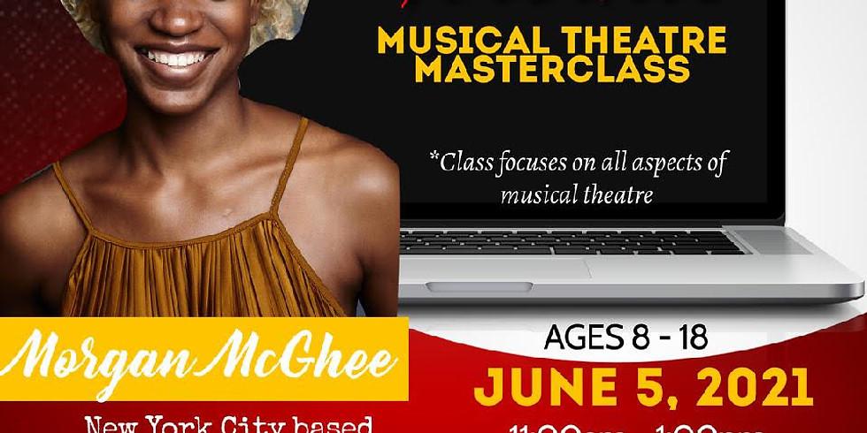 Musical Theatre Master Class (Virtual)