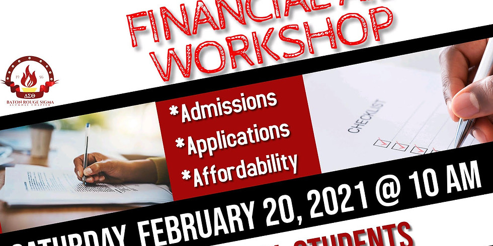 COLLEGE READINESS & FINANCIAL AID WORKSHOP