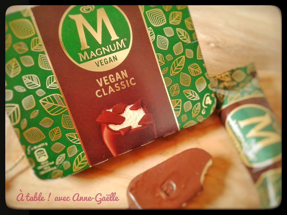 Glace Magnum classic Vegan