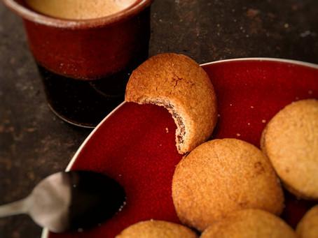 Biscuits bretons aux pruneaux. Riches en fibres!