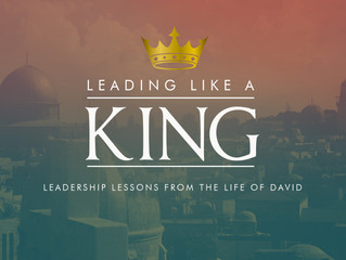 Leading Like a King
